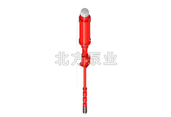 上海DZFS低噪音防水浸长轴深井消防泵