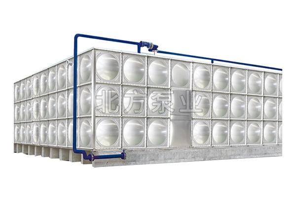 ZWBF物联型消防增压供水泵站
