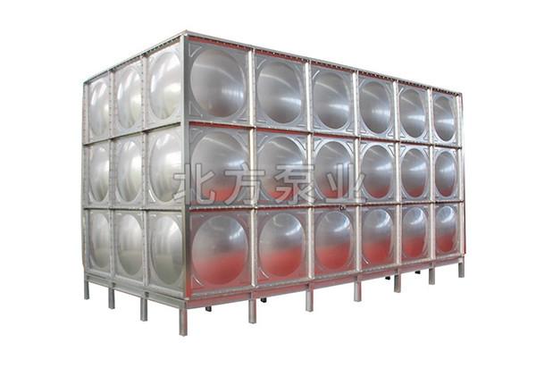 ZWBF增强无焊接水箱